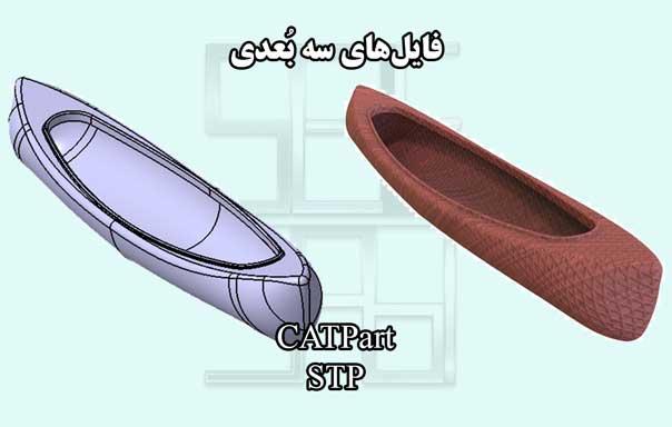 طراحی قایق در کتیا