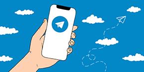 تلگرام سِلف آموز